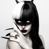 <img class='new_mark_img1' src='//img.shop-pro.jp/img/new/icons20.gif' style='border:none;display:inline;margin:0px;padding:0px;width:auto;' />【ROGUE+WOLF】ZOMBIE BAT WING RING IN BLACK