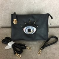 【MALICIOUS.X】EYE CLUTCH & SHOULDER