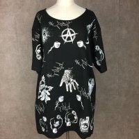 【FAR STAR】BIG Tシャツ(FAR★STAR× MEJIBRAY メト)