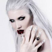 【ROGUE+WOLF】ARACHNE'S FATE MIDI RING IN BLACK