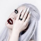【ROGUE+WOLF】AWAKENING MANDALA RING IN BLACK