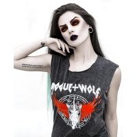 【ROGUE+WOLF】MDF-25:UNICORN MAYHEM VEST TEE