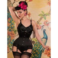 【WHAT KATIE DID/取寄】CORSET EXTREME MORTICIA NOUVEAU L4093