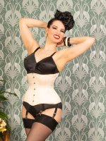 【WHAT KATIE DID/取寄】CORSET MORTICIA NOUVEAU L4086