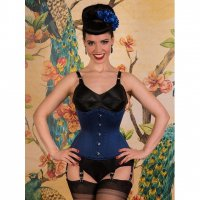 【WHAT KATIE DID】UNDERBUST CORSET ZITA L4090
