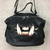 【MALICIOUS.X】CAT FANG 2WAY BAG