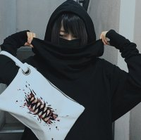 【MALICIOUS.X】CREATURE CLUTCH BAG
