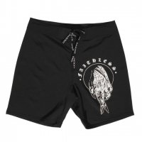 【BLACK CRAFT】FAITHLESS - BOARD SHORTS(UNISEX)