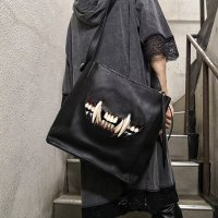 【MALICIOUS.X】CAT FANG CROSS BODY & HANDBAG