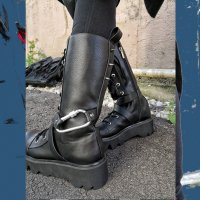 【DISTURBIA】NIHILIST BOOT
