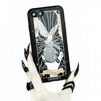 【ROGUE+WOLF】JUDGEMENT TAROT GOLD PHONE CASE