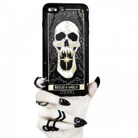 <img class='new_mark_img1' src='//img.shop-pro.jp/img/new/icons3.gif' style='border:none;display:inline;margin:0px;padding:0px;width:auto;' />【ROGUE+WOLF】THE STAR TAROT PHONE CASE