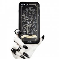 <img class='new_mark_img1' src='//img.shop-pro.jp/img/new/icons20.gif' style='border:none;display:inline;margin:0px;padding:0px;width:auto;' />【ROGUE+WOLF】FATE TAROT PHONE CASE