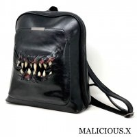 <img class='new_mark_img1' src='//img.shop-pro.jp/img/new/icons3.gif' style='border:none;display:inline;margin:0px;padding:0px;width:auto;' />【MALICIOUS.X】CREATURE × ZOMBIE BACKPACK SHOULDER