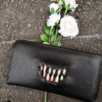 【MALICIOUS.X】WALLET LONG/CREATURE