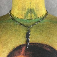 <img class='new_mark_img1' src='//img.shop-pro.jp/img/new/icons20.gif' style='border:none;display:inline;margin:0px;padding:0px;width:auto;' />【ROCK REBEL】PENDANT-FLASHING BOLT