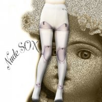 【NUDE SOX】MDT-001 MAD SCIENCE TIGHTS<球体関節/GLOBE JOINT>