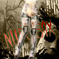 【NUDE SOX】MDT-004 MAD SCIENCE TIGHTS<ヴァイオハザード/BIOHAZARD>