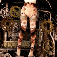 【NUDE SOX】MDT-005 MAD SCIENCE TIGHTS<スチームパンク/STEAMPUNK>