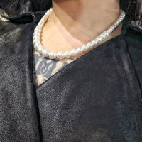 【COLLECTIF】ネックレス- SUSAN FAUX PEARL NECKLACE