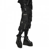 <img class='new_mark_img1' src='https://img.shop-pro.jp/img/new/icons20.gif' style='border:none;display:inline;margin:0px;padding:0px;width:auto;' />【FAN ALL FLAMES】CHAOS CARGO PANTS