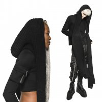 <img class='new_mark_img1' src='https://img.shop-pro.jp/img/new/icons20.gif' style='border:none;display:inline;margin:0px;padding:0px;width:auto;' />【FAN ALL FLAMES】DYSTOPIA HOODED SCARF