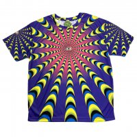 【SPACE TRIBE】TS04 DP034:SUBLIME S/S T:WARP FACTOR 50 PURPLE