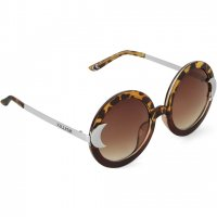 <img class='new_mark_img1' src='https://img.shop-pro.jp/img/new/icons3.gif' style='border:none;display:inline;margin:0px;padding:0px;width:auto;' />【KILL STAR】LUNAR DOLL SUNGLASSES [TORTOISESHELL]