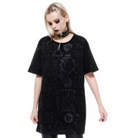 <img class='new_mark_img1' src='https://img.shop-pro.jp/img/new/icons3.gif' style='border:none;display:inline;margin:0px;padding:0px;width:auto;' />【KILL STAR】UNHOLY SABBATH T-SHIRT(UNISEX)