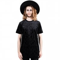 <img class='new_mark_img1' src='https://img.shop-pro.jp/img/new/icons20.gif' style='border:none;display:inline;margin:0px;padding:0px;width:auto;' />【KILL STAR】NOCTURNAL T-SHIRT