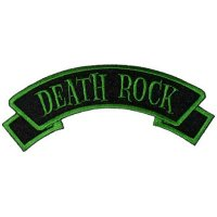 <img class='new_mark_img1' src='//img.shop-pro.jp/img/new/icons20.gif' style='border:none;display:inline;margin:0px;padding:0px;width:auto;' />【KREEPSVILLE666】ARCH PATCH DEATH ROCK