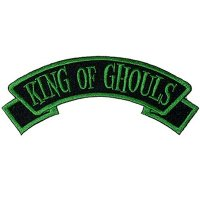 【KREEPSVILLE666】ARCH PATCH KING OF GHOULS