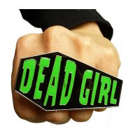 【KREEPSVILLE666】DEAD GIRL 2 FINGER RING