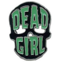 <img class='new_mark_img1' src='//img.shop-pro.jp/img/new/icons20.gif' style='border:none;display:inline;margin:0px;padding:0px;width:auto;' />【KREEPSVILLE666】DEAD GIRL SKULL BUCKLE