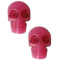 <img class='new_mark_img1' src='//img.shop-pro.jp/img/new/icons20.gif' style='border:none;display:inline;margin:0px;padding:0px;width:auto;' />★【KREEPSVILLE666】PINK SKULL COLLECTION EARRINGS