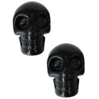 <img class='new_mark_img1' src='//img.shop-pro.jp/img/new/icons20.gif' style='border:none;display:inline;margin:0px;padding:0px;width:auto;' />【KREEPSVILLE666】BLACK SKULL COLLECTION EARRINGS
