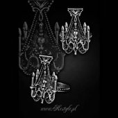 3B1F【RESTYLE】RING-CHANDELIER