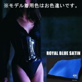 【VOLLERS/取寄】4000 FEVER-ROYAL BLUE SATIN