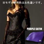 【VOLLERS/取寄】1809 PALOMA-PURPLE SATIN