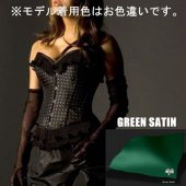 【VOLLERS/取寄】1809 PALOMA-GREEN SATIN