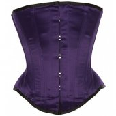 【VOLLERS/取寄】1925 DEVOTION-PURPLE SATIN