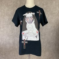 2BUY20OFF【CHARLES OF LONDON】BLIND NUN T-SHIRT UNISEX