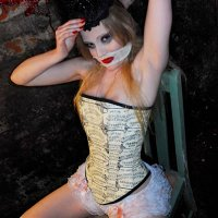 【Gore Couture】OUIJA CORSET-20inch