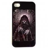 【DISTURBIA】I PHONE 4 CASE-SANTA DERANGO
