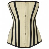 【VOLLERS】2015 WAIST CLINCHER(WAIST TRAINING CORSET)-GOLD SATIN