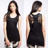 2BUY20OFF【TRIPP NYC】CIRCA MESH TANK