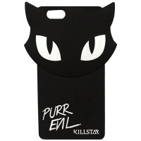 <img class='new_mark_img1' src='//img.shop-pro.jp/img/new/icons20.gif' style='border:none;display:inline;margin:0px;padding:0px;width:auto;' />★【KILL STAR】PURR EVIL PHONE CASE [6/6S]