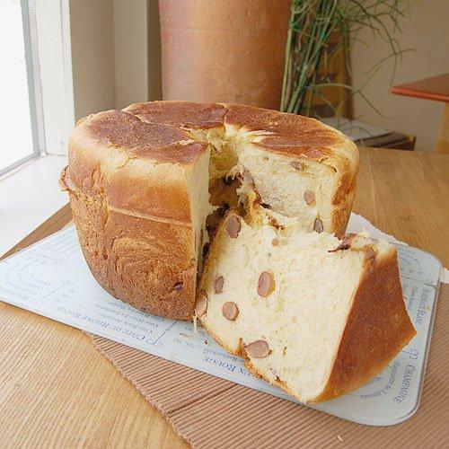 甘納豆の鍋パン