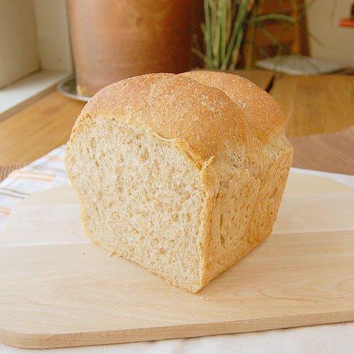 全粒粉55%の食パン