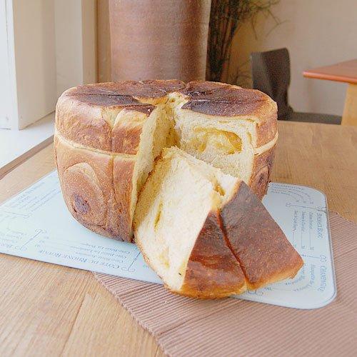 マーマレードの鍋パン